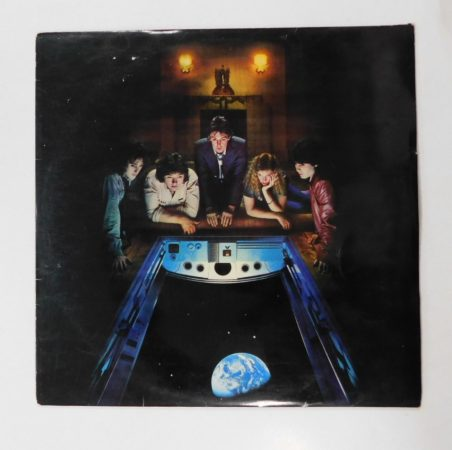 Wings - Back To The Egg LP (NM/VG) IND.