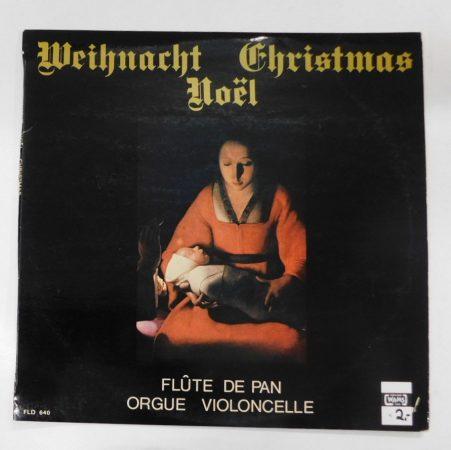 Weihnacht - Christmas - Noel LP (EX/VG+) FRA.