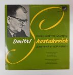 Dmitri Hostakovich LP (VG/VG)