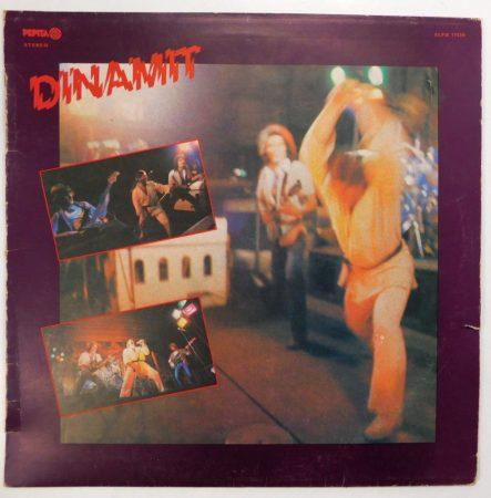 Dinamit - Dinamit LP (EX/VG+)
