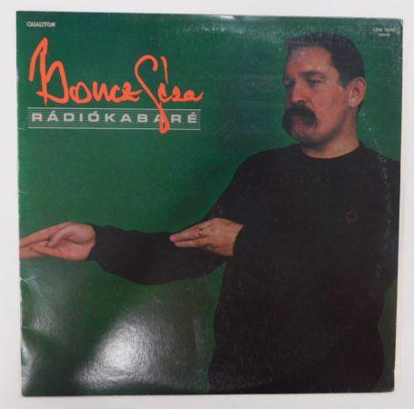 Boncz Géza - Rádiókabaré LP (NM/VG)