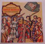 Hortus Musicus - Danielis Ludus LP (NM/VG+) USSR, 1989