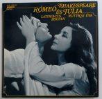 Shakespeare - Latinovits, Ruttkai - Rómeó És Júlia 3xLP (NM/VG+)