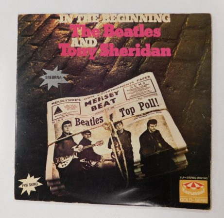 The Beatles And Tony Sheridan - In The Beginning 2xLP (VG+/VG) YUG.