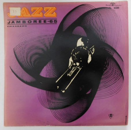 Annie Ross, Karolaks Rhythm Section, Joachim Kühn Trio - Jazz Jamboree 65 Vol. 1 LP (NM/VG) POL