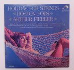 Boston Pops, Arthur Fiedler - Holiday For Strings LP (VG+/VG+) USA