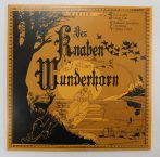 Mahler - Des Knaben Wunderhorn LP (NM/EX) HUN.