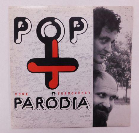 Voga-Turnovszky - Pop + Paródia LP (NM/VG+)