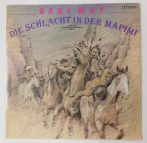 Karl May - Die Schlacht In Der Mapimi LP (NM/VG+) GER.