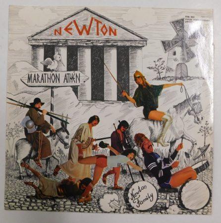 Newton Family: Marathon LP (NM/NM) HUN
