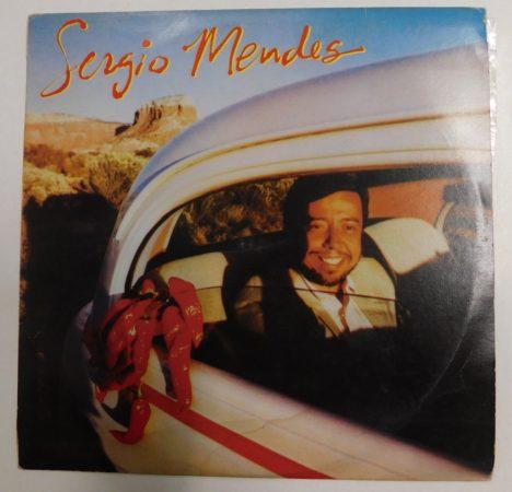 Sergio Mendes LP (VG+/VG) JUG