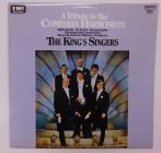 The King's Singers - A Tribute To The Comedian Harmonists LP (NM/VG+) HUN.