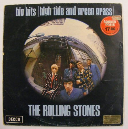 Rolling Stones: Big Hits LP (VG+/VG) NSZK