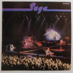 Saga - Saga LP (EX/VG) GER
