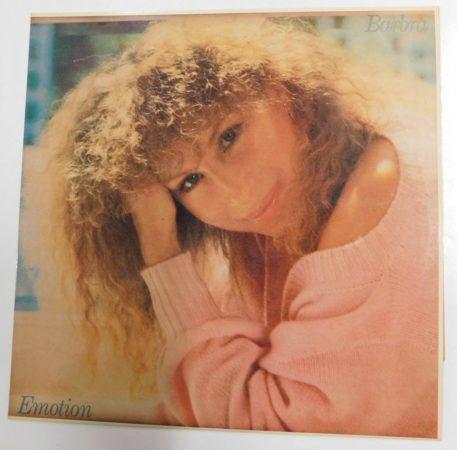 Barbra Streisand - Emotion LP (EX/EX) IND
