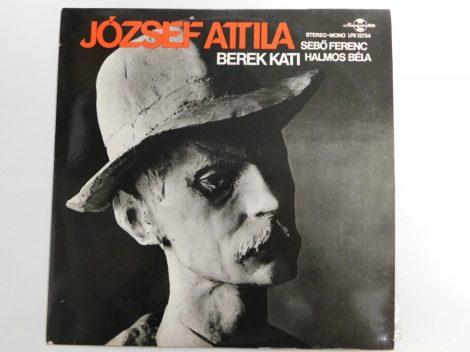 Játszani Is Engedd - Összeállítás József Attila Műveiből LP (VG+/VG+) Berek, Sebő, Halmos