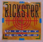 """Rickster - Night Moves 12"""" (EX)"""