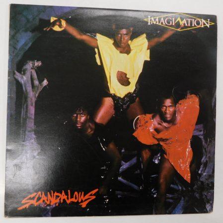 Imagination - Scandalous LP (VG+/VG) YUG.