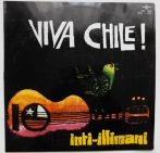 Inti - Illimani - Viva Chile! LP (VG+/VG+) POL