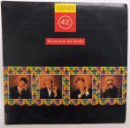 Level 42 - Running In The Family LP (EX/VG) JUG