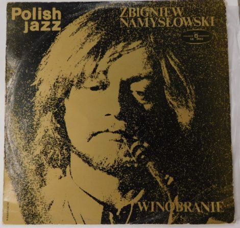 Polish Jazz - Zbigniew Namyslowski LP (EX/G+)