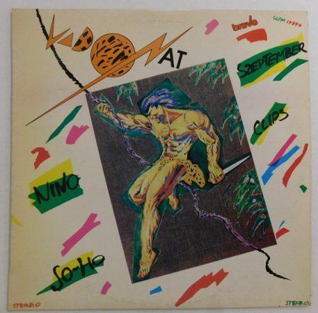 V/A - Vadonat LP (EX/VG+)