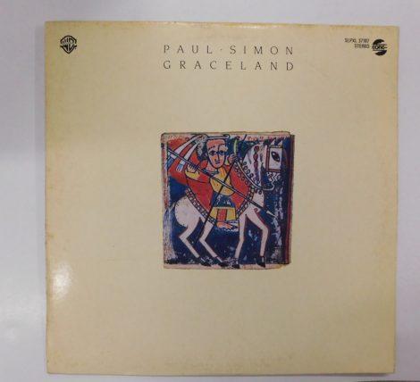 Paul Simon - Graceland LP (EX/G+) HUN.