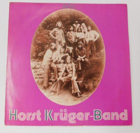 Horst Krüger-Band - Horst Krüger-Band LP (VG+/VG) GER.