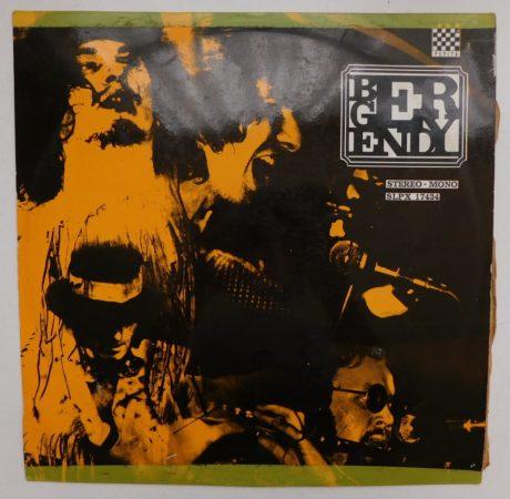Bergendy Együttes - Bergendy LP (VG+/G+) HUN