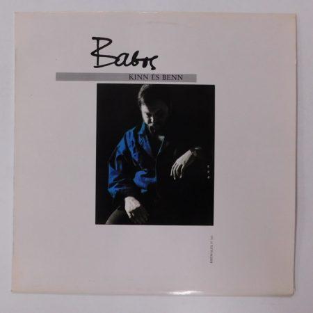Babos - Kinn És Benn LP (NM/VG+)