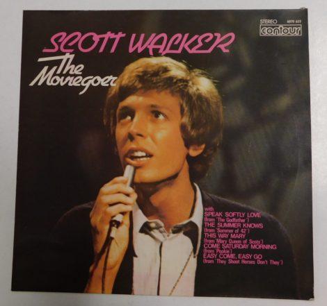Scott Walker - The Moviegoer LP (VG+/VG+) UK