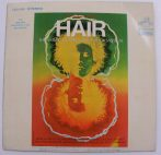 Hair - The American Tribal Love-Rock Musical LP (VG+/VG) IND