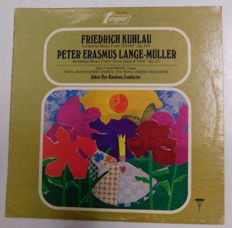 Friedrich Kuhlau - Peter Erasmus Lange Müller LP (EX/EX) USA
