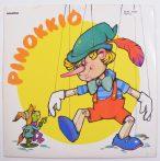 Pinokkió LP (EX/Ex) HUN