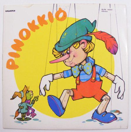 Pinokkió LP (VG+/EX)