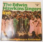 The Edwin Hawkins Singers - Live at the Concertgebouw in Amsterdam LP (EX/VG) IND