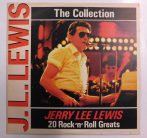 Jerry Lee Lewis - 20 Rock n Roll Greats LP (NM/EX) BUL
