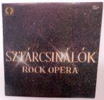 Rock Színház - Sztárcsinálók (Rock Opera) LP (NM/VG+)