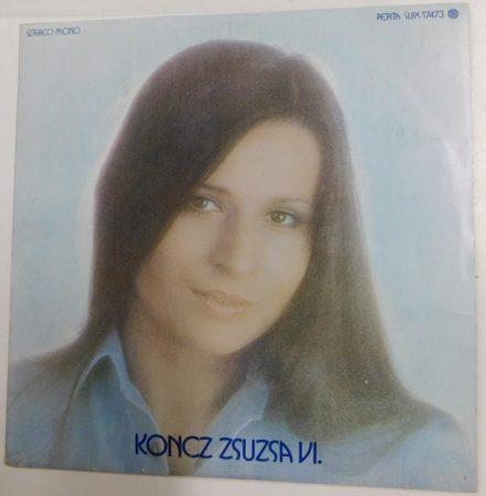 Koncz Zsuzsa - VI. LP (VG+/VG)