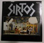 Sirtos Együttes LP + inzert (NM/VG+) görög zene