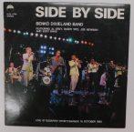Benkó Dixieland Band - Side By Side LP (VG+/G+)