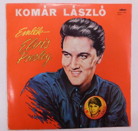 Komár László - Emlék - Elvis Presley LP (EX/VG)