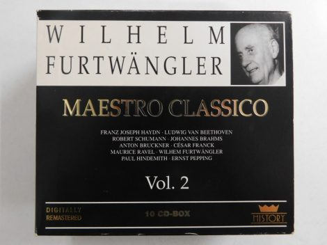 Furtwängler - Maestro Classico Vol.2 10xCD (NM/VG+)