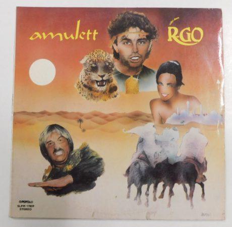 R-Go: Amulett LP (VG/VG) HUN