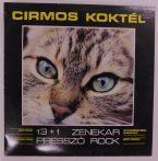 13 + 1 Zenekar - Cirmos Koktél (Presszó Rock) LP (NM/VG)