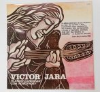 Victor Jara - 10 Anos Cantando Con Nostros LP (EX/EX) HUN