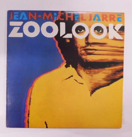 Jean-Michel Jarre - Zoolook LP (EX/VG+) YUG.
