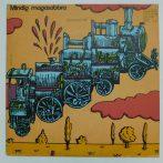 Locomotiv Gt - Mindig magasabbra LP (VG/VG)