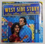 West Side Story - Leonard Bernstein 2xLP (EX/VG+) HUN