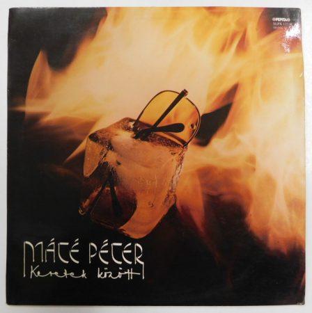 Máté Péter - Keretek között LP (EX/EX)